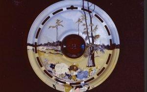 Mingo Hubcap by Mary Patricia Stumpf