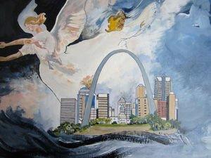 """""""St. Louis Arch"""""""